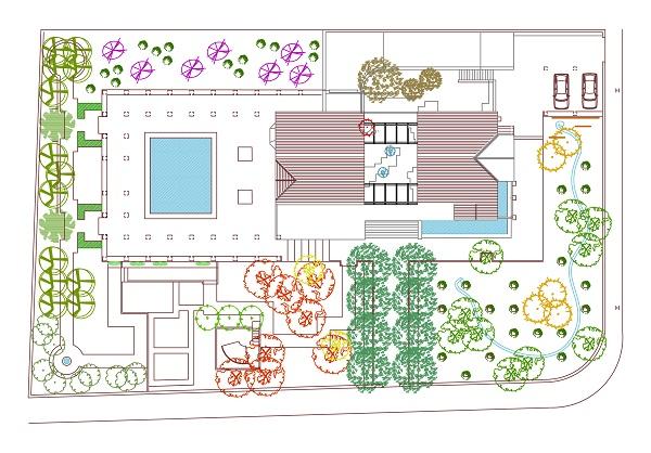 Riego archivos for Planos de jardines